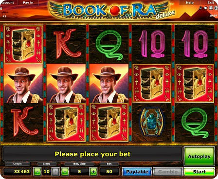 book of ra 100 euro bonus