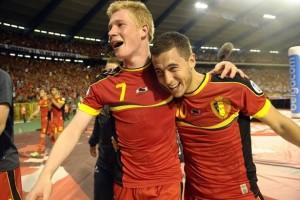 Pronostic - Andorra vs Belgia - 10.10.2015