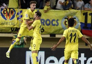 Pronostic - Villarreal vs Gijon - 28.04.2017